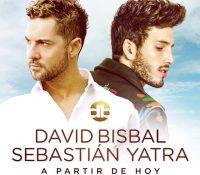"""""""A Partir de Hoy"""" es la nueva canción de David Bisbal junto Sebastian Yatra"""