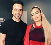 Luis Fonsi presenta el remix de 'Calypso' con Karol G