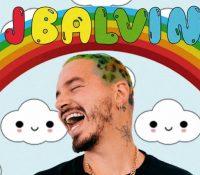 """J Balvin anuncia la gira """"Arcoíris"""" por Estados Unidos"""
