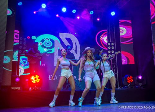 Premios Disco Rojo 7ma Edición